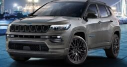 Jeep Compass 1.3 Limited PHEV Hybrid